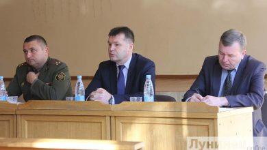 Photo of Семинар-совещание руководителей военно-патриотического воспитания прошел в Лунинце