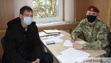 Photo of Очередное заседание призывной комиссии состоялось в Лунинецко-Ганцевичском межрайвоенкомате